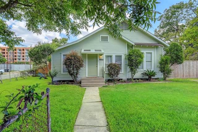 602 W 21st Street, Houston, TX 77008 (MLS #58142743) :: Green Residential
