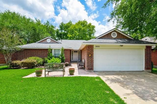 2031 Victoria Garden Drive, Richmond, TX 77406 (MLS #58150563) :: The Sansone Group