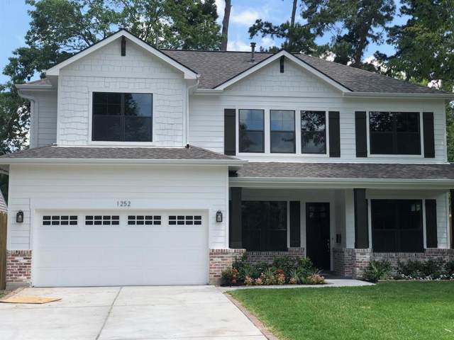 1418 Chamboard Lane, Houston, TX 77018 (MLS #58150842) :: The Heyl Group at Keller Williams