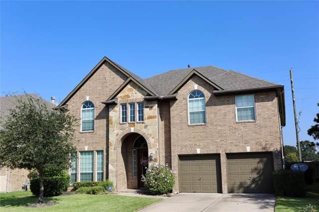 5814 Beeston Hall Court, Spring, TX 77388 (MLS #58151983) :: Green Residential