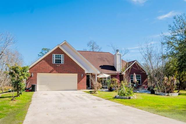 1173 County Road 2050, Hull, TX 77564 (MLS #58156203) :: NewHomePrograms.com LLC