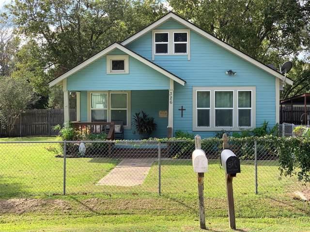 326 Urbanec Street, East Bernard, TX 77435 (MLS #58162715) :: Texas Home Shop Realty