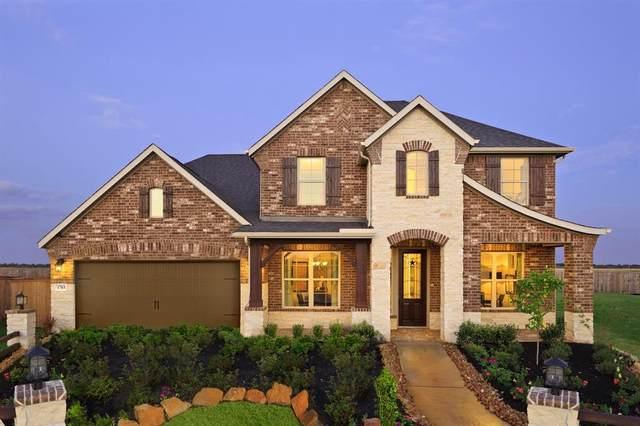 1703 Orchard Berry Lane, Katy, TX 77494 (MLS #58164672) :: Ellison Real Estate Team