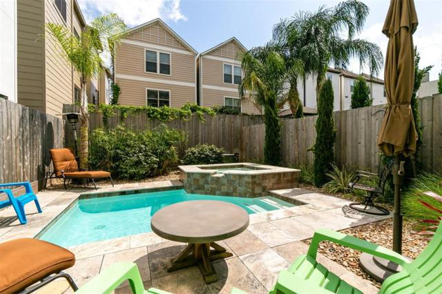 6105 Tyne Street A, Houston, TX 77007 (MLS #5816883) :: Texas Home Shop Realty