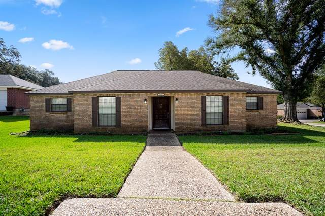 445 Augusta Drive, Huntsville, TX 77340 (MLS #58172932) :: Green Residential