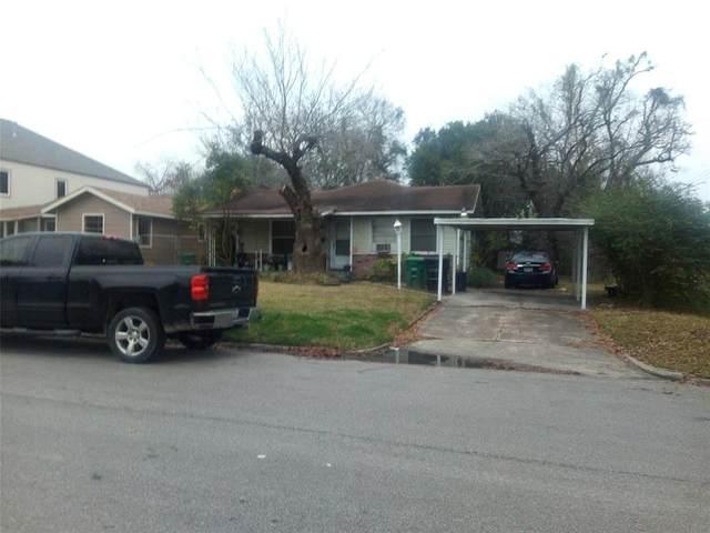 3547 Ozark Street, Houston, TX 77021 (MLS #58184625) :: CORE Realty