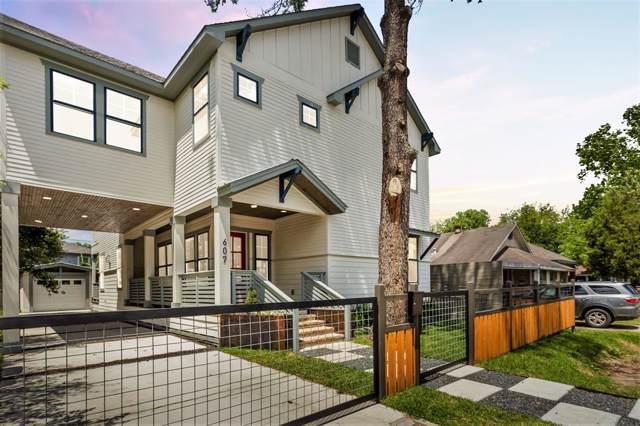 607 Archer Street, Houston, TX 77009 (MLS #58186582) :: NewHomePrograms.com LLC