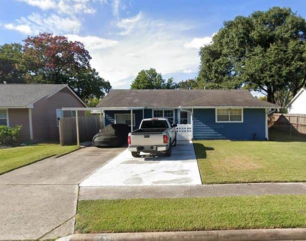 10323 Rambling Trail, Houston, TX 77089 (MLS #58201111) :: Caskey Realty