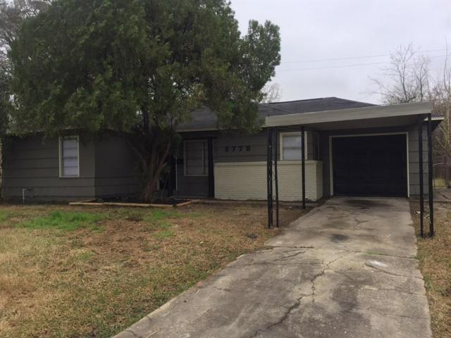 5778 Belcrest Street, Houston, TX 77033 (MLS #58202435) :: Krueger Real Estate