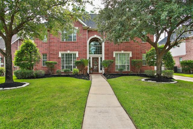 9607 Woodcliff Lake Drive, Spring, TX 77379 (MLS #58203785) :: Grayson-Patton Team