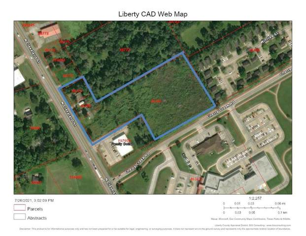 TBD Hwy 321, Dayton, TX 77535 (MLS #58204834) :: The Wendy Sherman Team