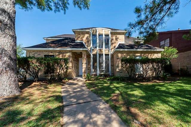 7534 Cart Gate Drive, Houston, TX 77095 (MLS #58212187) :: Guevara Backman