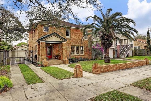 4515 Avenue N, Galveston, TX 77551 (MLS #58216337) :: Giorgi Real Estate Group