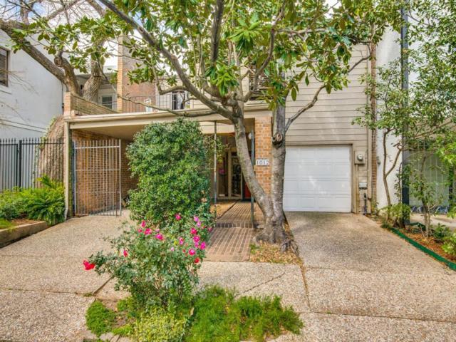 1012 Barkdull Street, Houston, TX 77006 (MLS #58233525) :: Fairwater Westmont Real Estate