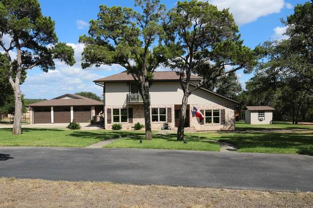 130 Oak Ridge Drive, New Braunfels, TX 78132 (MLS #58233796) :: Christy Buck Team