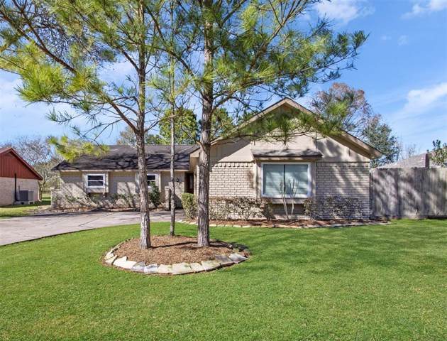 217 Palm Aire Drive, Friendswood, TX 77546 (MLS #58239357) :: The SOLD by George Team