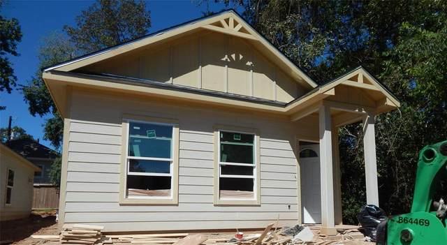 Lot 60 W Hammon, Montgomery, TX 77316 (MLS #58248167) :: Green Residential