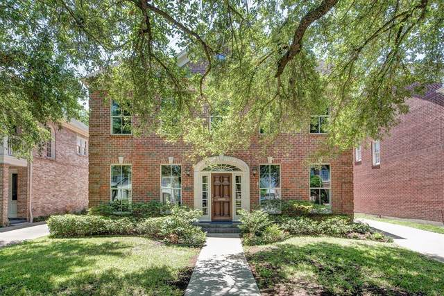 4211 Tennyson Street, West University Place, TX 77005 (MLS #58273857) :: The Queen Team