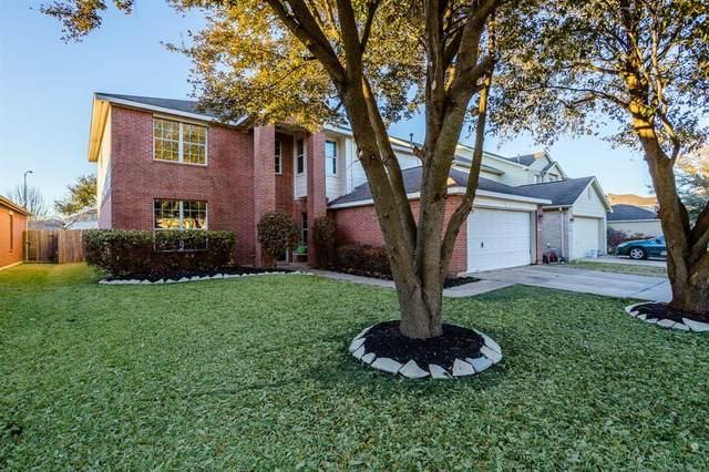 21622 Dalton Spring Lane, Katy, TX 77449 (MLS #58278696) :: Homemax Properties