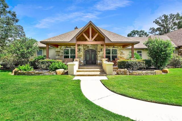 10133 Northridge Drive, Conroe, TX 77303 (MLS #58279250) :: Caskey Realty
