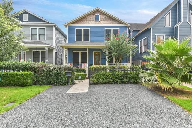 1214 Ashland Street, Houston, TX 77008 (MLS #58281188) :: Giorgi Real Estate Group