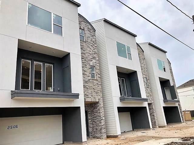 2504 Hadley Street, Houston, TX 77003 (MLS #58287506) :: Ellison Real Estate Team