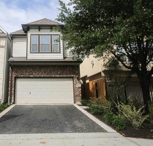 1001.5 Howard Lane, Bellaire, TX 77401 (MLS #58293831) :: The Property Guys