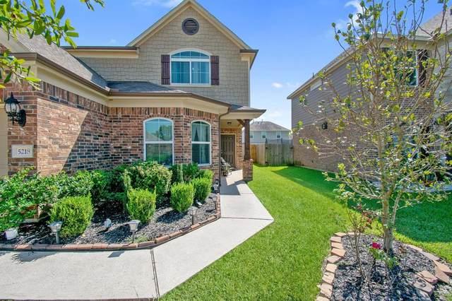 5218 El Tigre Lane, Baytown, TX 77521 (MLS #58298484) :: Homemax Properties