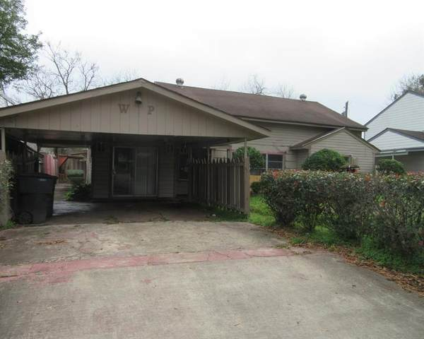 3831 Cosby Street, Houston, TX 77021 (MLS #58300068) :: CORE Realty