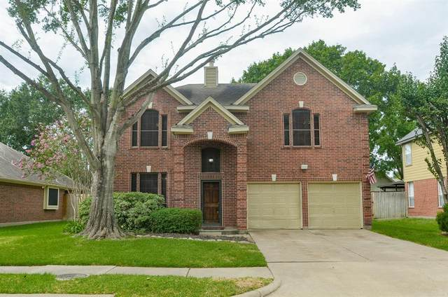 3611 Wild Berry Court, Katy, TX 77449 (MLS #58306184) :: NewHomePrograms.com LLC