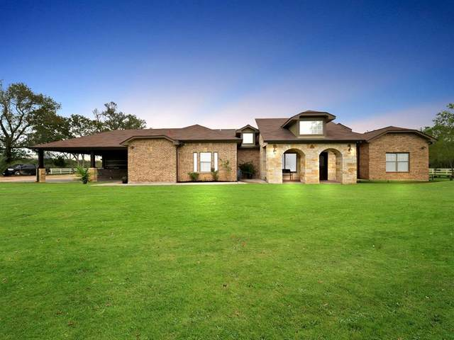 1504 County Road 676, Dayton, TX 77535 (MLS #58317277) :: The Freund Group