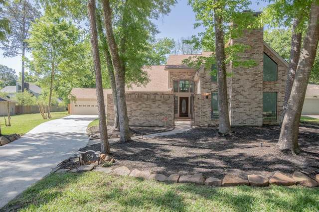24 Meadowfair Court, The Woodlands, TX 77381 (MLS #58324277) :: Area Pro Group Real Estate, LLC