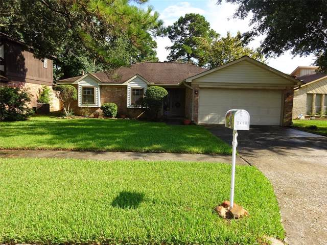 2410 Summer Spring Drive, Spring, TX 77373 (MLS #58326428) :: The Home Branch