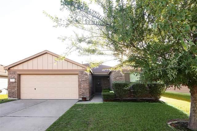 7911 Tilbury Woods Lane, Cypress, TX 77433 (MLS #58329790) :: The SOLD by George Team