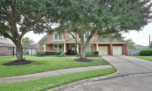 8519 Forest Lane, Sugar Land, TX 77479 (MLS #58335333) :: All Cities USA Realty