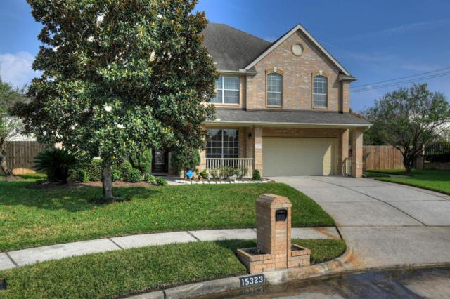 15323 Southern Breeze Court, Houston, TX 77049 (MLS #58338626) :: NewHomePrograms.com LLC