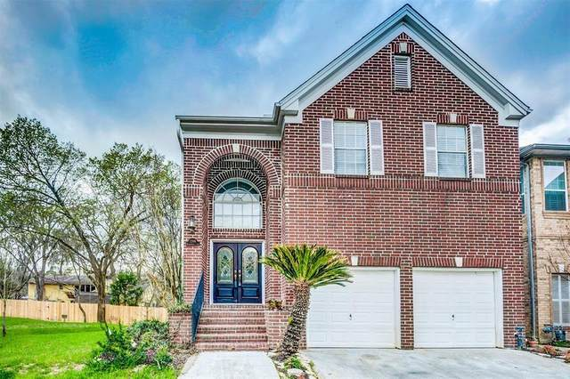 12916 Kingsbridge Lane, Houston, TX 77077 (MLS #58345218) :: Connell Team with Better Homes and Gardens, Gary Greene