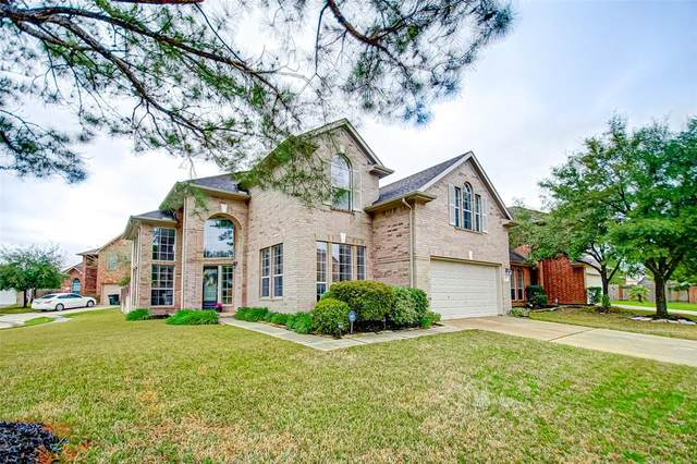 19327 Diamond Park Circle, Spring, TX 77373 (MLS #58350347) :: The SOLD by George Team