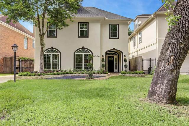 4804 Willow Street, Bellaire, TX 77401 (MLS #58363153) :: The Freund Group