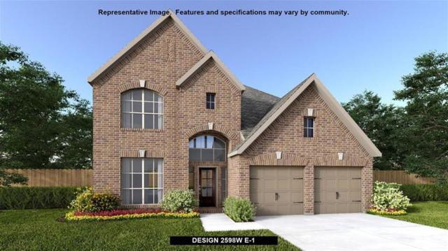 2801 Sable Creek Lane, Pearland, TX 77584 (MLS #58368119) :: JL Realty Team at Coldwell Banker, United
