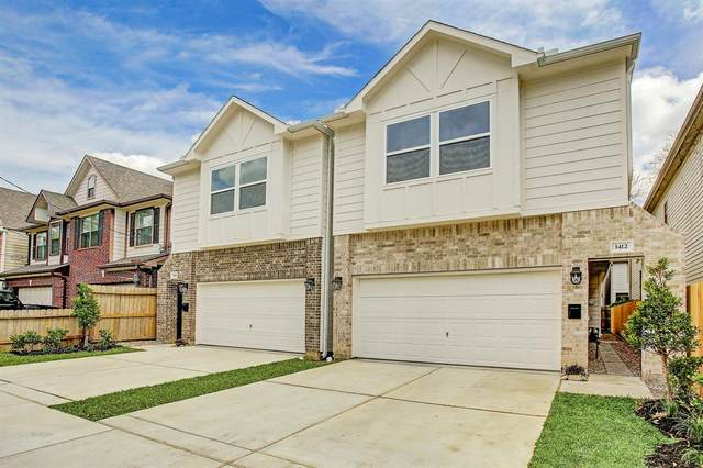 1012 E 25th Street, Houston, TX 77009 (MLS #58375686) :: Caskey Realty