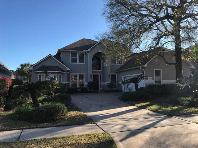 2521 Breaux Trace, Seabrook, TX 77586 (MLS #58378252) :: The Bly Team