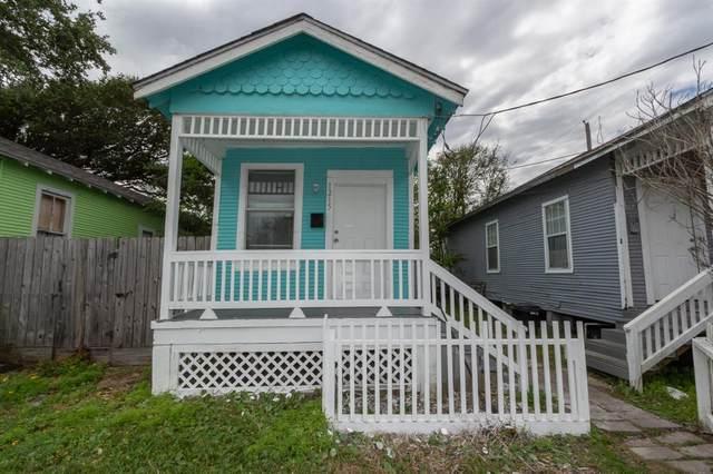 1213 11th Street, Galveston, TX 77550 (#58397301) :: ORO Realty