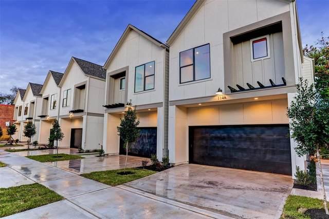 114 N Everton Street N B, Houston, TX 77003 (MLS #58397713) :: Ellison Real Estate Team