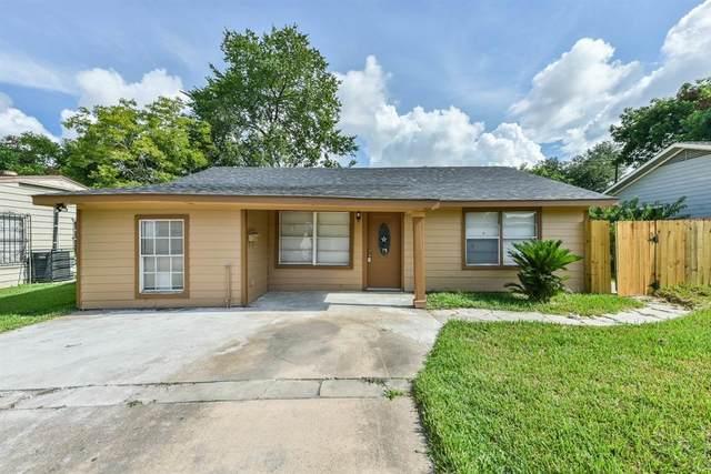 407 Lynn Street, South Houston, TX 77587 (MLS #5841281) :: The Freund Group