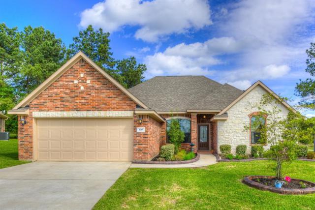 100 Racetrack Lane, Montgomery, TX 77356 (MLS #58414595) :: Texas Home Shop Realty