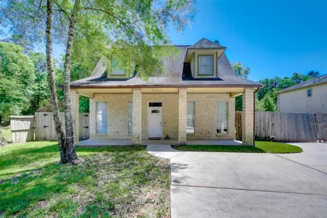 3668 Piney Point Road, Conroe, TX 77301 (MLS #58420022) :: The Home Branch