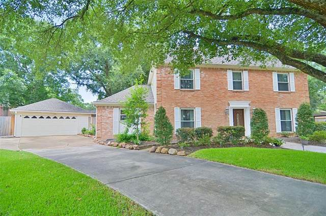 4111 Highknoll Lane, Seabrook, TX 77586 (MLS #58423039) :: The SOLD by George Team