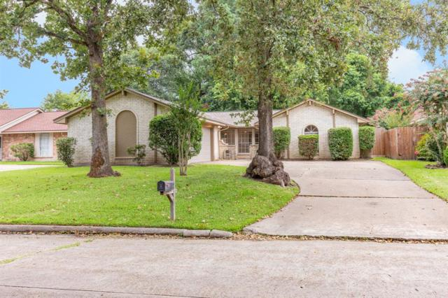 2511 Tinechester Drive, Kingwood, TX 77339 (MLS #58423792) :: The Parodi Team at Realty Associates