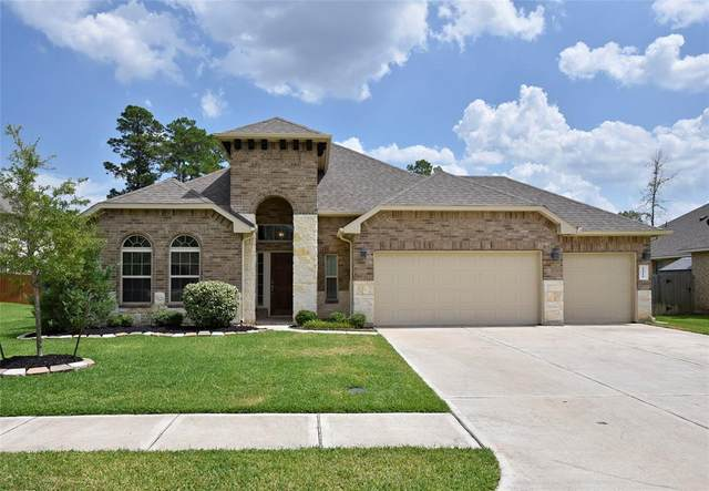 14116 N Crater Lake Court, Conroe, TX 77384 (MLS #58425441) :: The SOLD by George Team